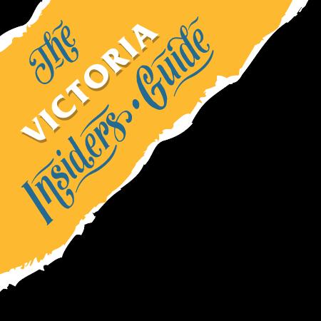 The Victoria Insider's Guide Logo