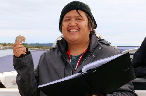 Garry Sam Songhees Cultural Tour Victoria BC