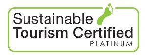 Sustainable Tourism 2030 logo